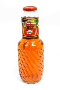 Сок клубника, ГОСТ, 0,8 литра, Россия