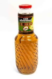 Сок яблочный, 0,8 литра, Россия