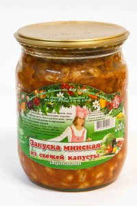 Закуская Минская, 500 грамм, Беларусь