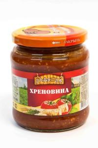 """Соус """"Хреньовина"""" 500 грамм, (СКО), Россия"""